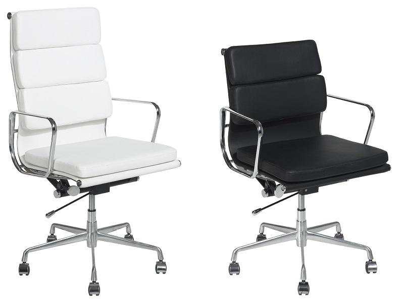 Cadeira AMC 500 White e Black
