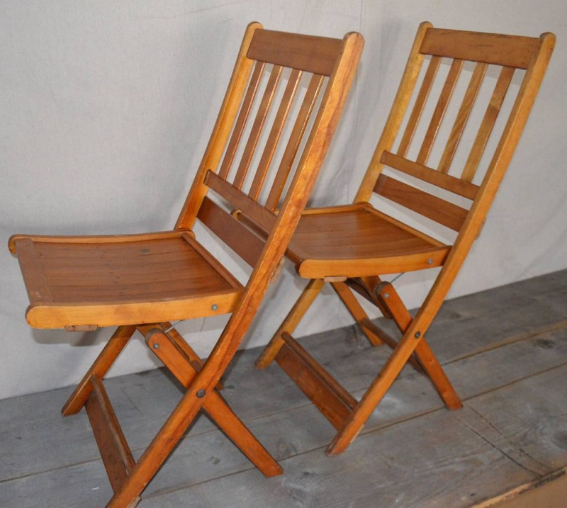 Cadeira Dobrável 1