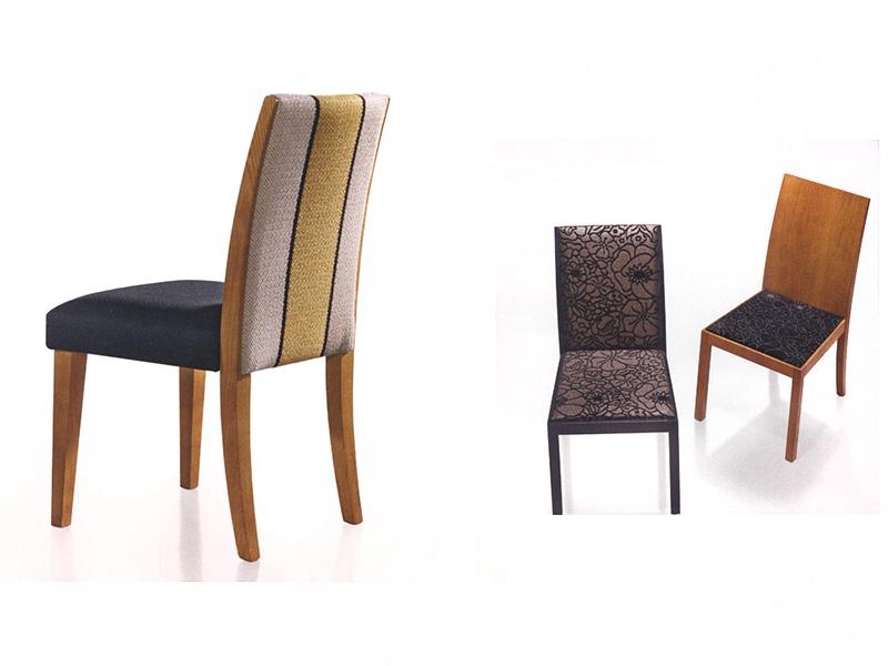 Cadeira Paris e Cadeira Imola