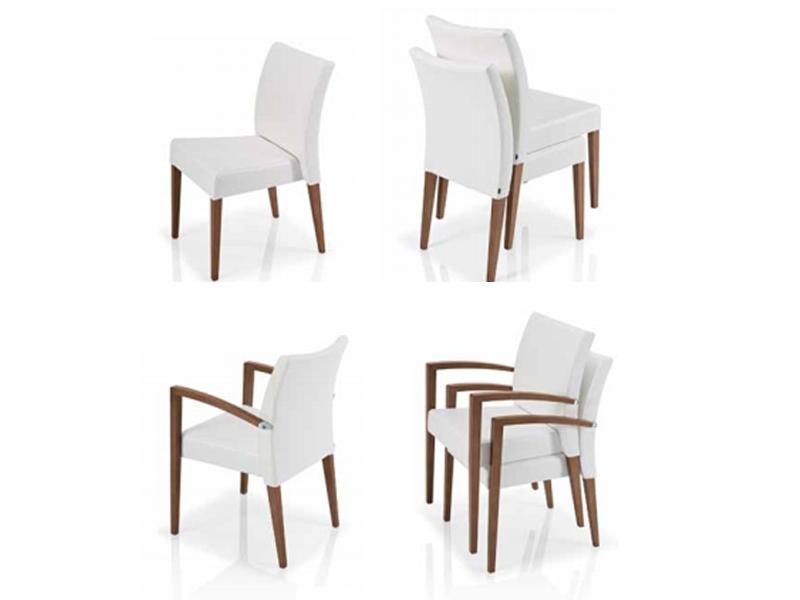 Cadeiras Empilháveis Moura