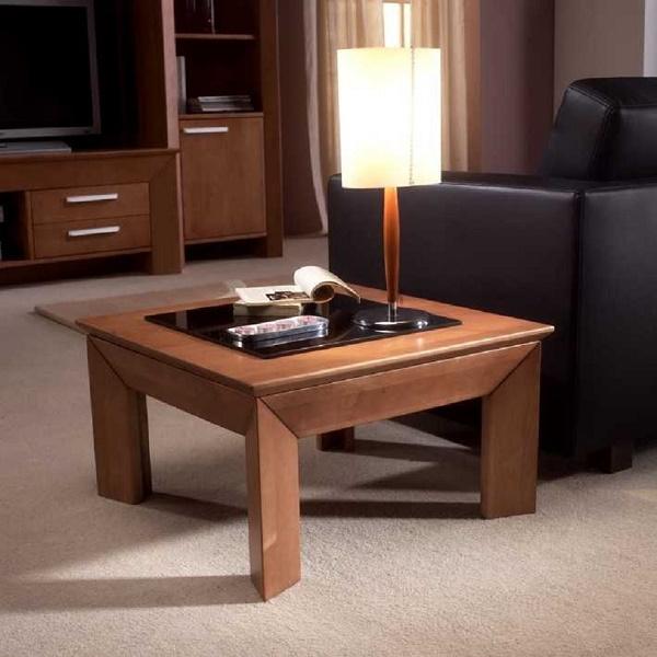 mesa de centro Almip Avantgard quadrada