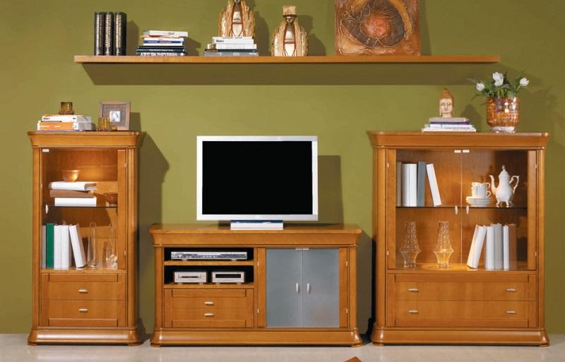 Sala-de-estar-Lux-Idc-estante-módulos-