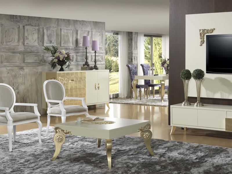sala classica luxus II sala estar