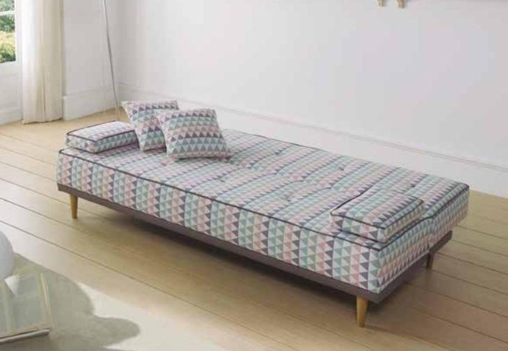 Sofá cama Click Clack Nórdico Carrasco
