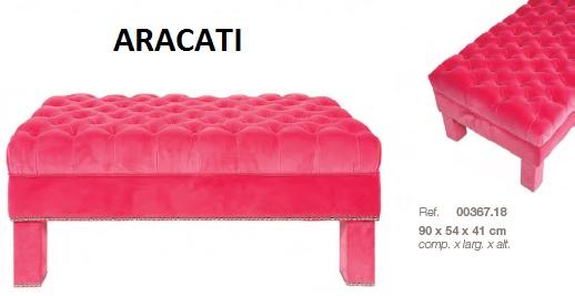 Banqueta DIC ARACATI