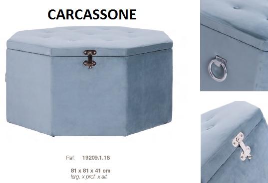 Banqueta DIC CARCASSONE