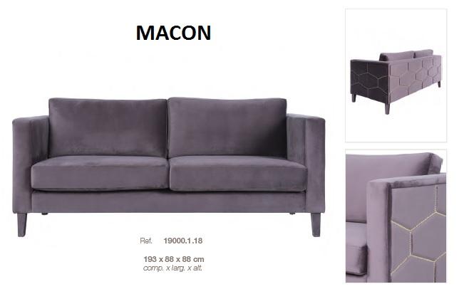 Sofá DIC MACON