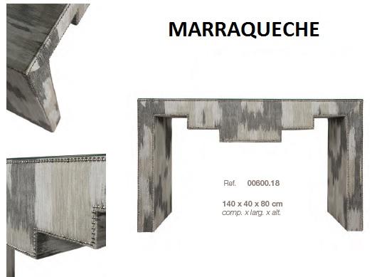 Consola Estodafa DIC MARRAQUECHE