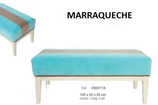 Banqueta DIC MARRAQUECHE