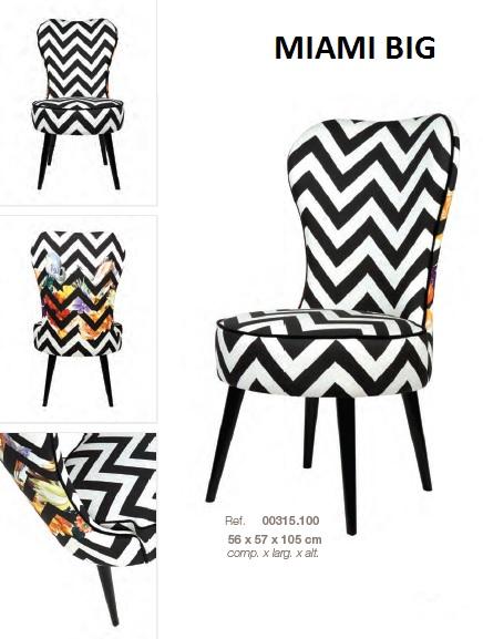 Cadeira DIC MIAMI BIG