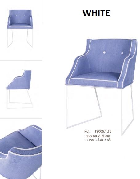 Cadeira DIC WHITE