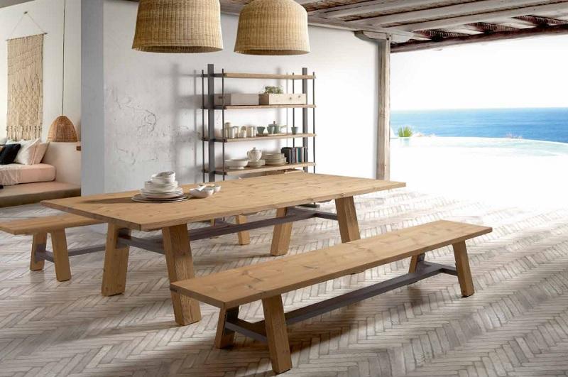 Mesa de jantar Formentera - CasaNovaGandi