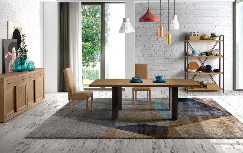 Mesa de jantar Italia - CasaNovaGandi