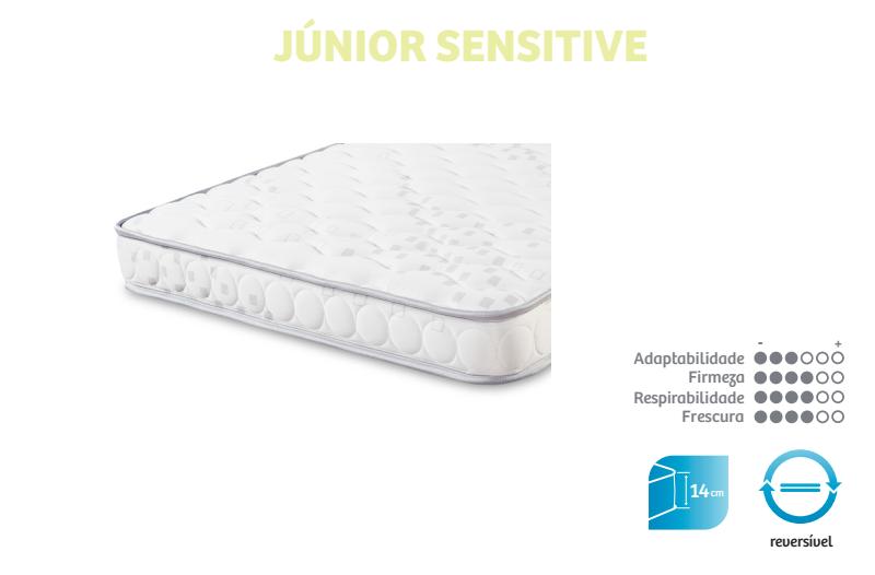 BB - Júnior Sensitive