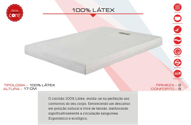 MF - 100% Látex