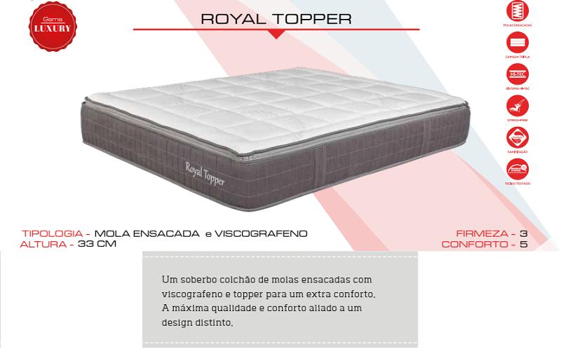 MF - Royal Topper