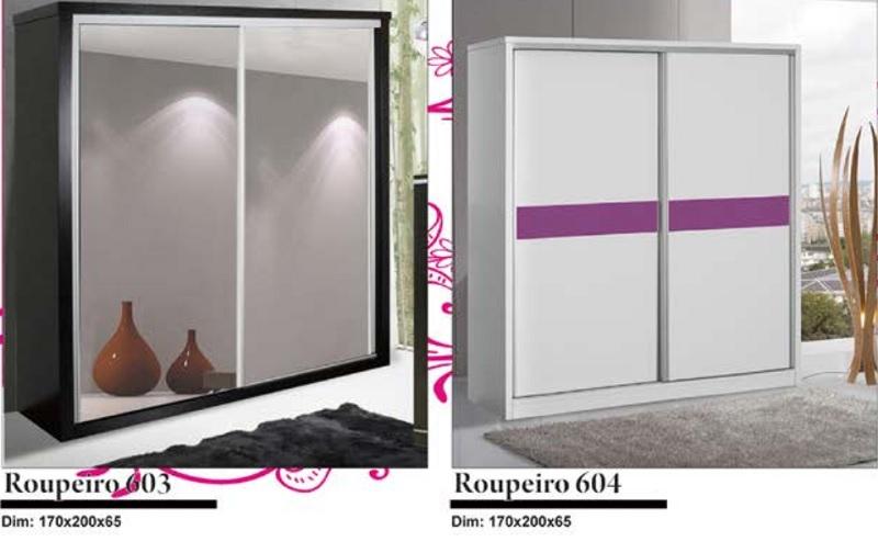PAL 603 E 604 ROUPEIROS