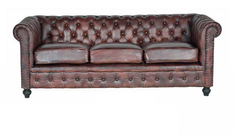 Sofá Chesterfield Giner 6131