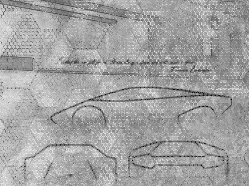 Papel de Parede Lamborghini ZZ 90056