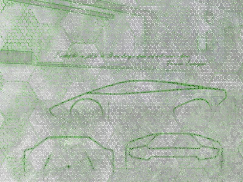 Papel de Parede Lamborghini ZZ 90058
